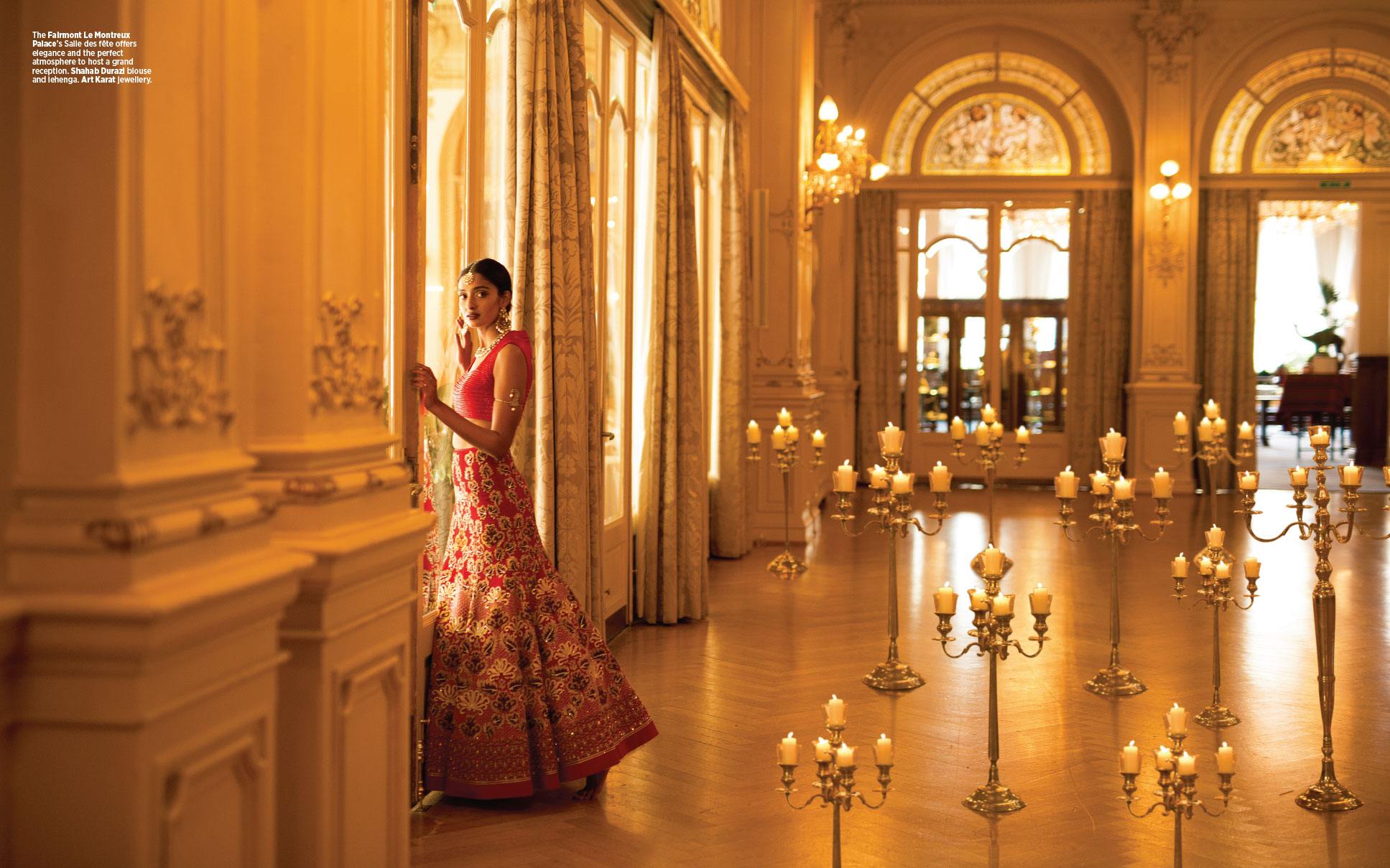 Switzerland Weddings - Tehiya Narvel Events - luxury Indian Wedding planning and management