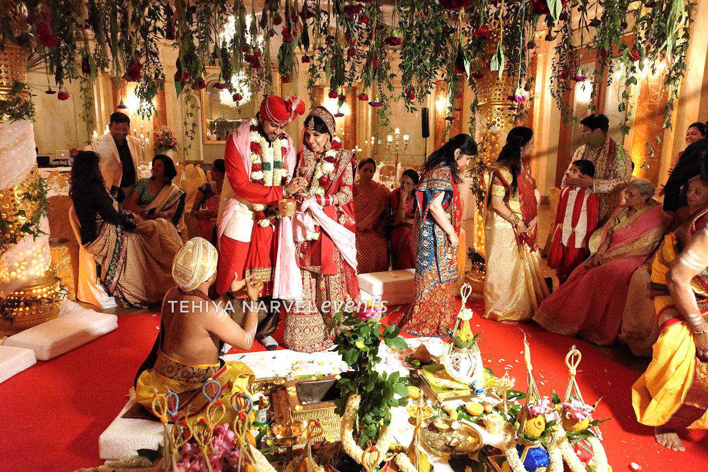 Switzerland Weddings - Tehiya Narvel Events - beautiful Indian Wedding planning and management