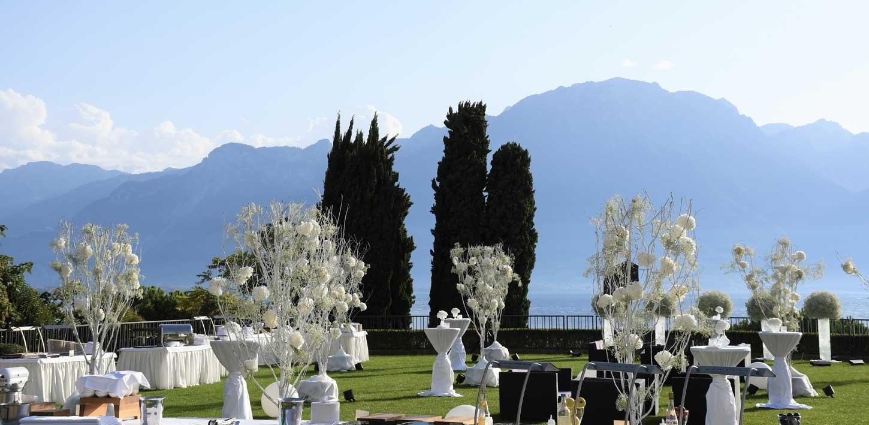 Switzerland Weddings - Tehiya Narvel Events - beautiful outdoor Venue design planning management